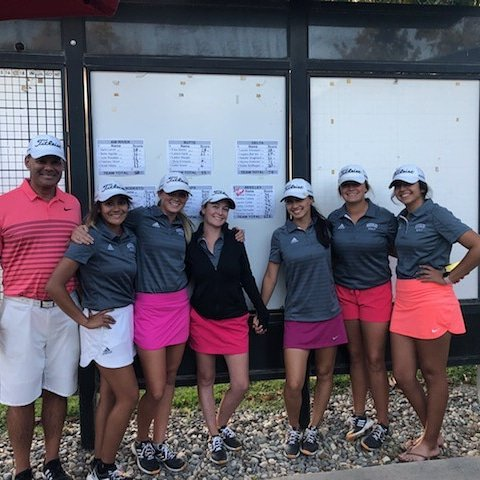Tiger Golf Dominates at Jan  High Memorial Golf Tournament