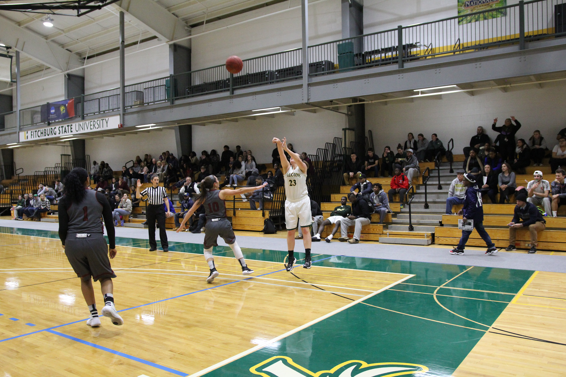 Fitchburg State Rebounds Over Lasell, 69-63