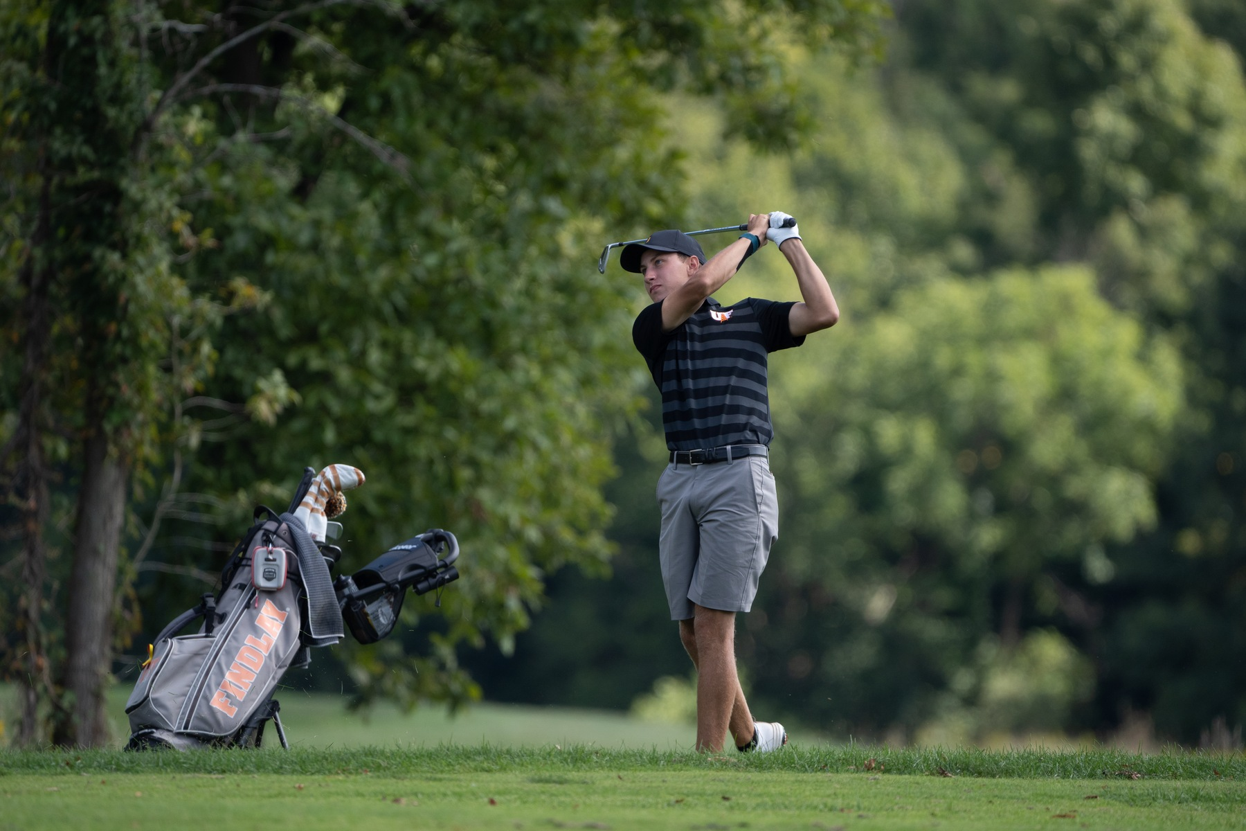Oilers Look to Capture Another Tournament Win | Hold 4 Stroke Lead Heading to Final Round