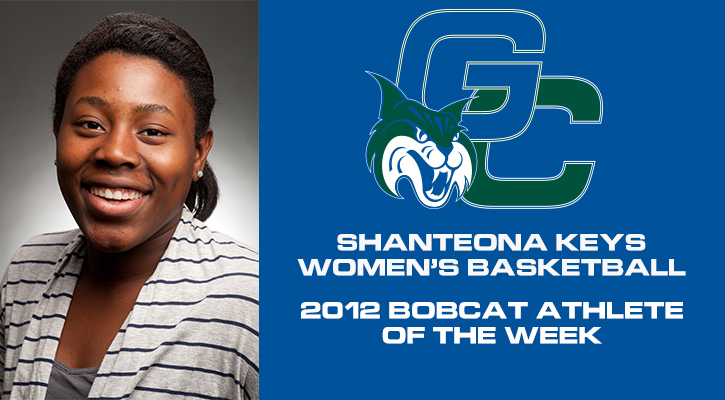 Keys Named Bobcat Athlete of the Week