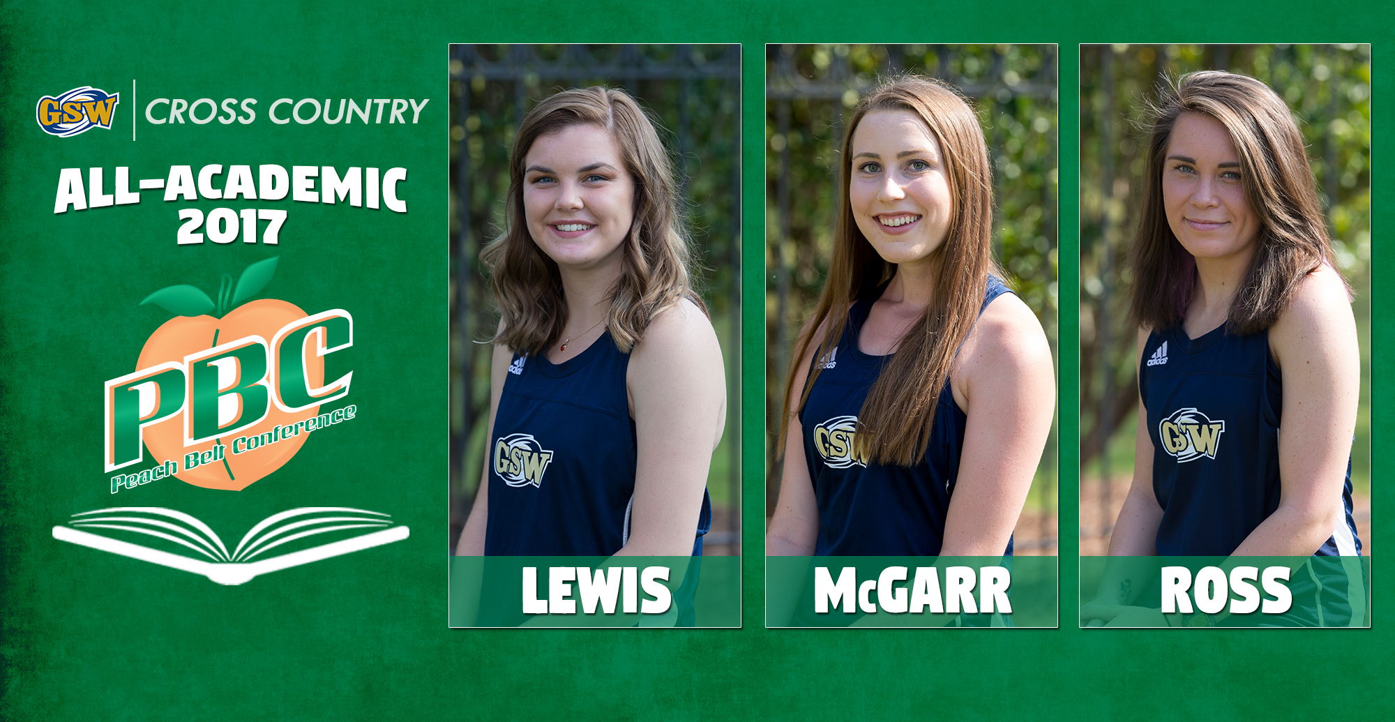 Lady Canes Place Trio On PBC All-Academic Team