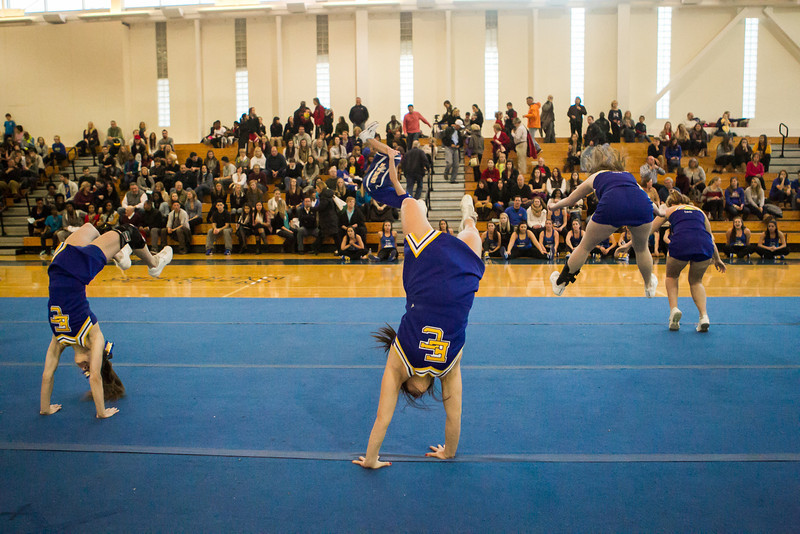 2012-13 Cheer Photos - Emmanuel College Athletics, Home of ...