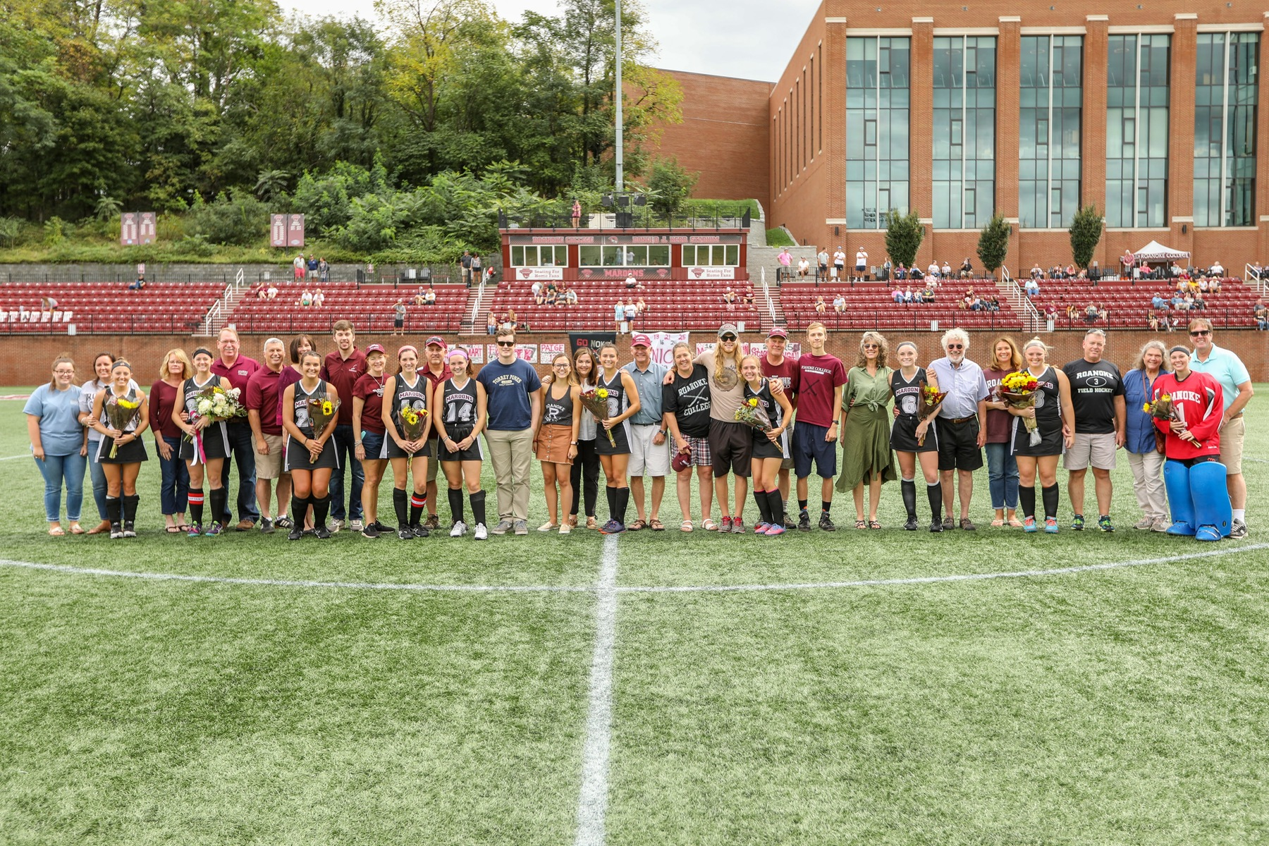 2018 Field Hockey Senior Day