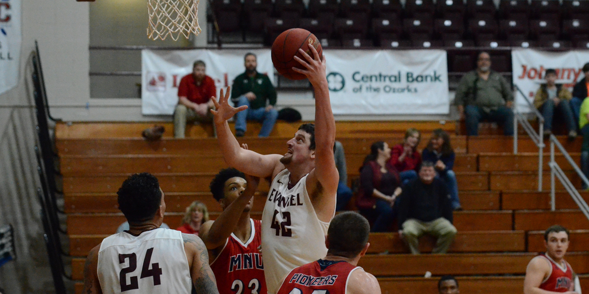 Last Second Shot Comes up Short as Men's Basketball Falls at Benedictine