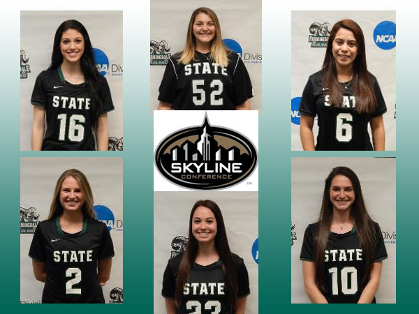 Women's Lacrosse Tabs Six All-Conference Selections