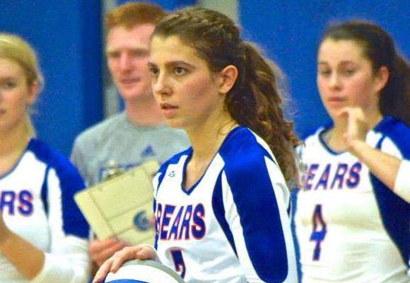 Volleyball's Furious Rally Falls Just Short
