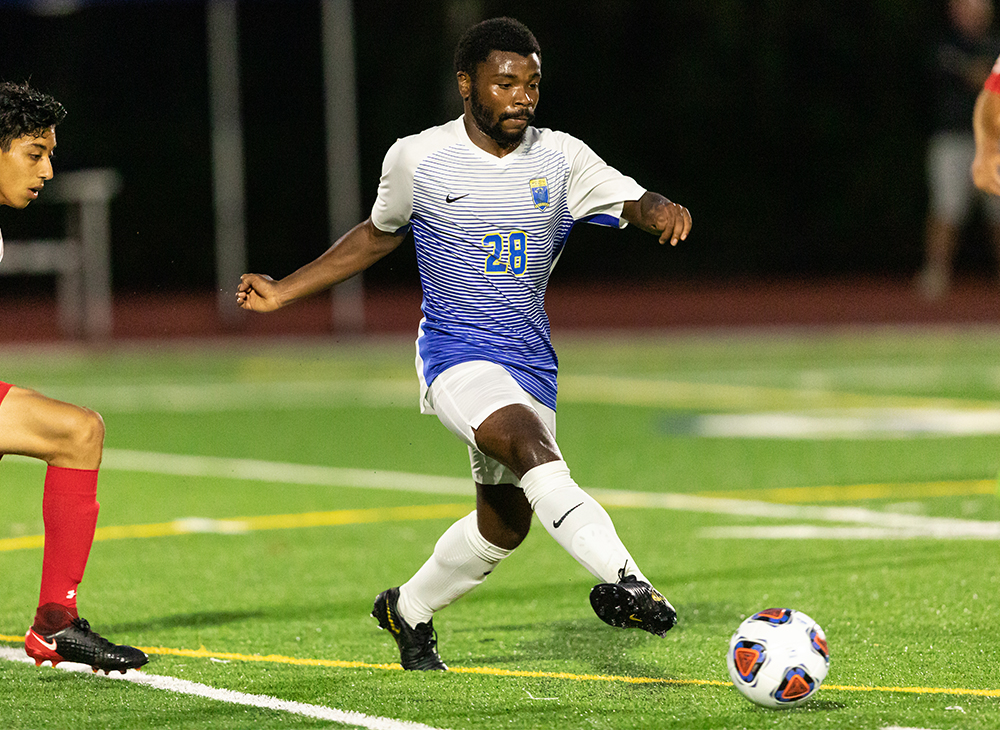 Men's Soccer Defeated by Western New England