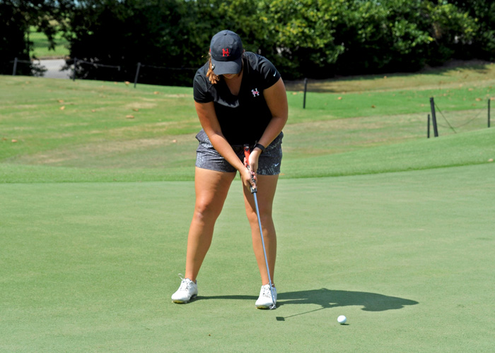Women's golf tied for 11th after Rd. 2 of Jekyll Island Women's Collegiate