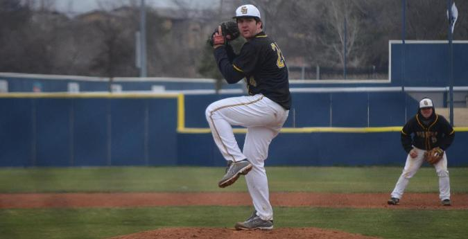 Marcom named SCAC Pitcher of the Week