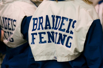 Men's fencing goes 5-0 at Northeast Conference meet