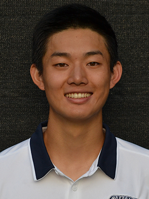 Matthew Chen/CWRU, Men's Tennis