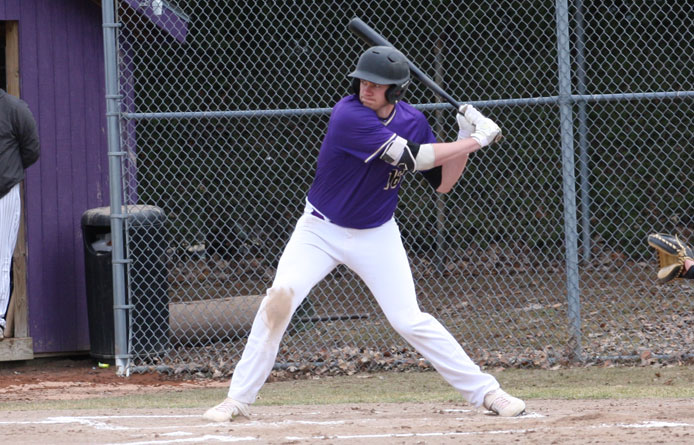 Baseball Falls 10-8 to Regionally-Ranked Assumption Despite Ninth-Inning Rally