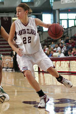 Women's Hoops Opens 2006-07 Home Slate Wednesday Night