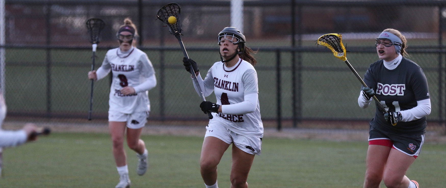Women's Lacrosse Ices SNHU in Second Half on Way to 18-12 Win