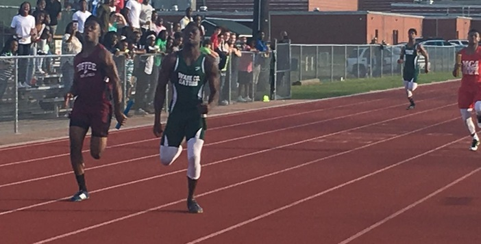 Ware Boys Place Second in Tift Quad Meet