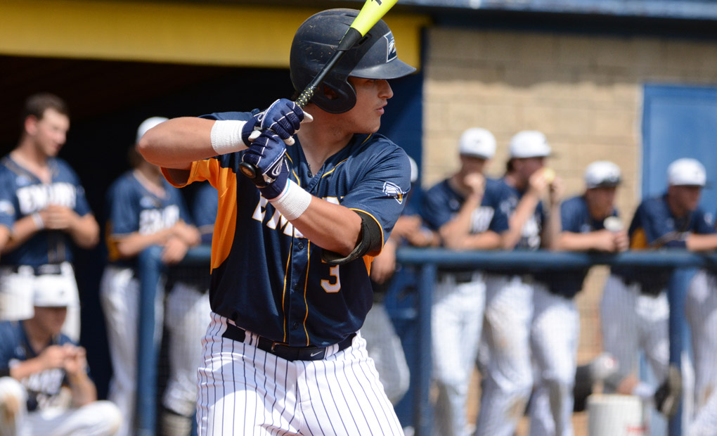 Berry Tops Emory Baseball in Mid-Week Game