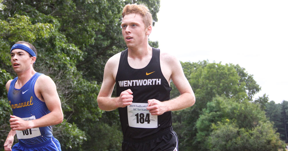 Cross Country Takes Second at Endicott Invitational