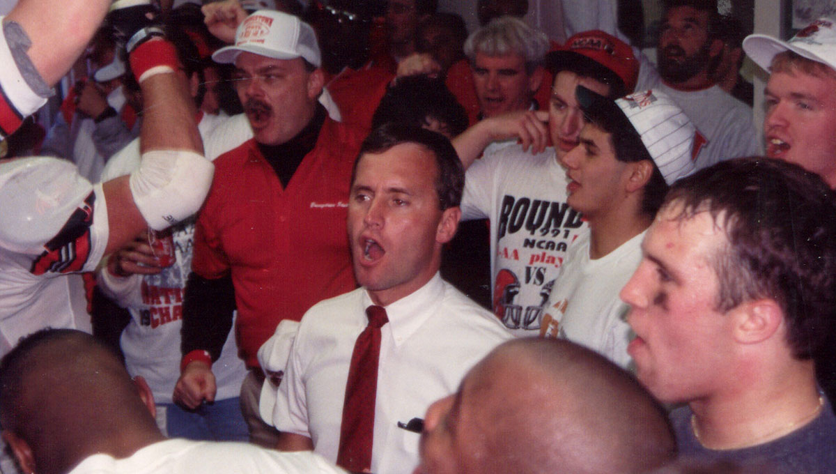 YSU Set to Celebrate 1991 National Championship Team on Oct. 15