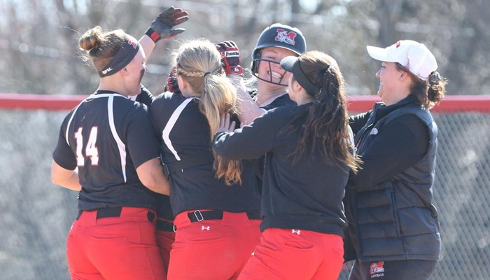 Muskingum Softball sweeps Wilmington in OAC opener
