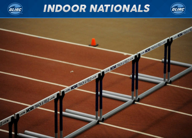 NCAA Division II Men's and Women's Indoor Track and Field Championships Qualifiers Announced
