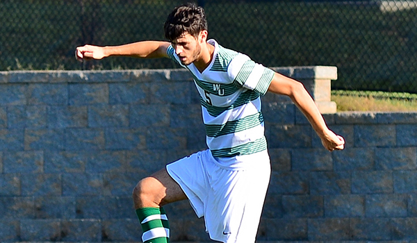 Late Penalty Kick Sinks Wilmington, 1-0, at Philadelphia; Men's Soccer Earn Sixth Seed for CACC Tournament