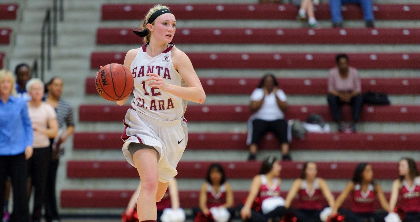 Women's Basketball Drops Opener on the Road Behind Late Run