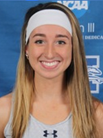 Women's Track Athlete of the Week - Anna Osman, Moravian