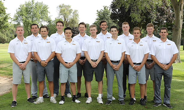 Men's Golf Jumps a Spot, Improves 10 Shots to Wrap Up Fred B. Kravetz Invitational