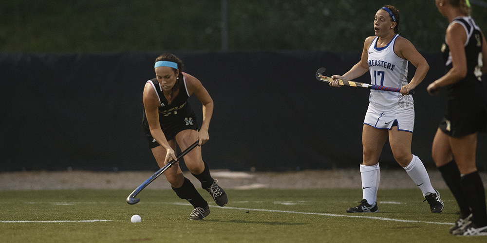 Field Hockey Falls to Springfield for First Loss of the Year, 4-2