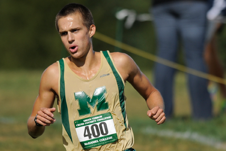 McDaniel finishes 24th at Paul Short