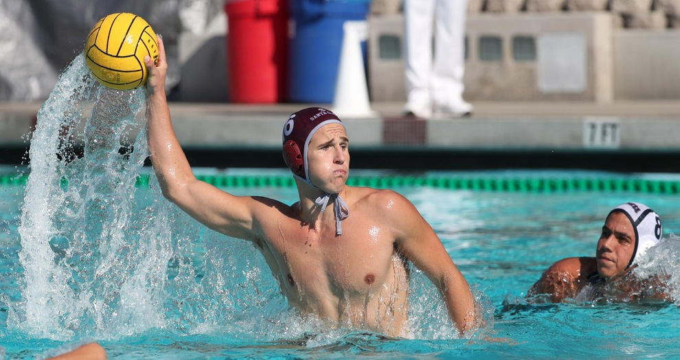 Men's Water Polo Knocked Off by No 10. UC Davis