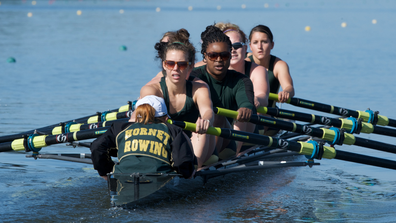 ROWING COMPLETES FIRST DAY OF WIRA CHAMPIONSHIPS, WILL HAVE FIVE BOATS IN SUNDAY'S GRAND FINALS