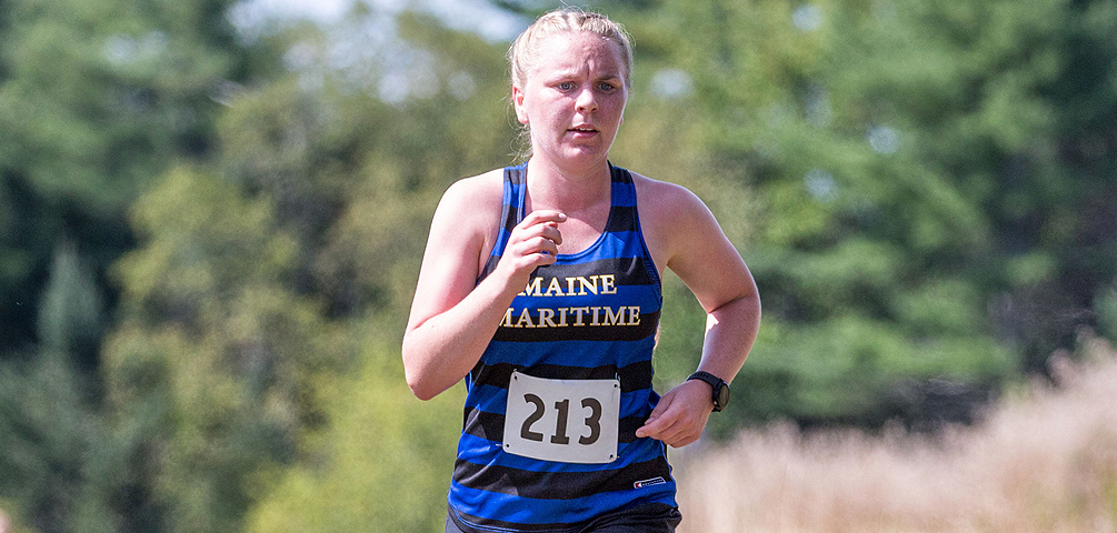 James Leads Women's Cross Country to Fifth at NAC Championship