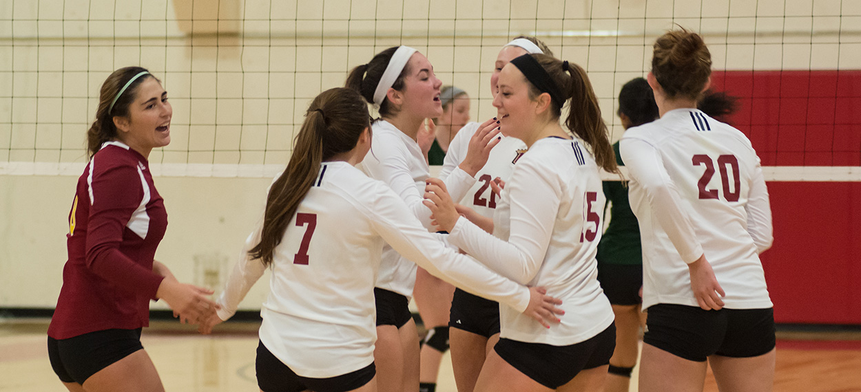 Women's Volleyball Drops Two On Opening Day