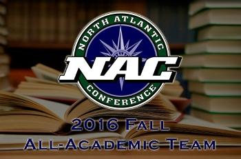 Gauthier earns NAC All Academic Team honors