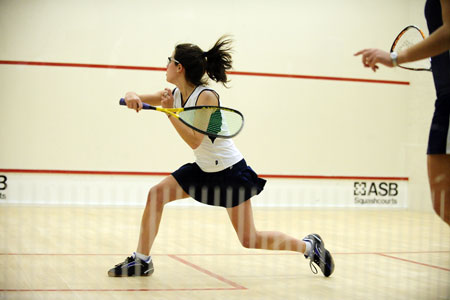 Women's Squash Ranked 23rd by CSA