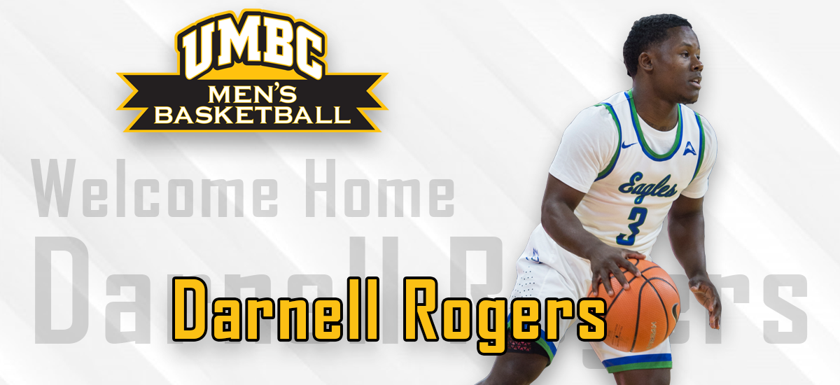 Baltimore Native Darnell Rogers Inks With UMBC Men's Basketball