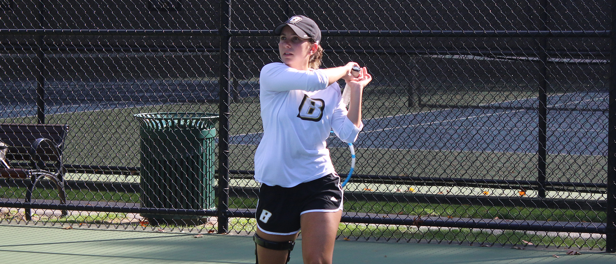 Women's tennis down Providence, 7-0, Saturday