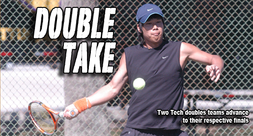 TTU doubles pairings advance to finals of Tennessee Fall Tournament
