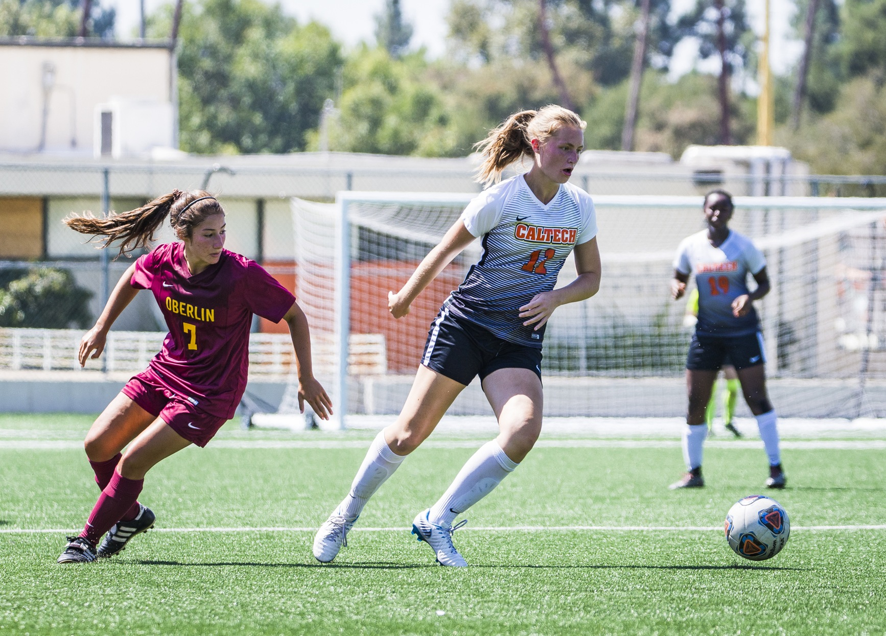 Women's Soccer Finds Defensive Rhythm Against CMS