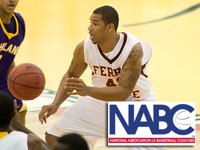 Justin Keenan Earns NABC All-District Kudos