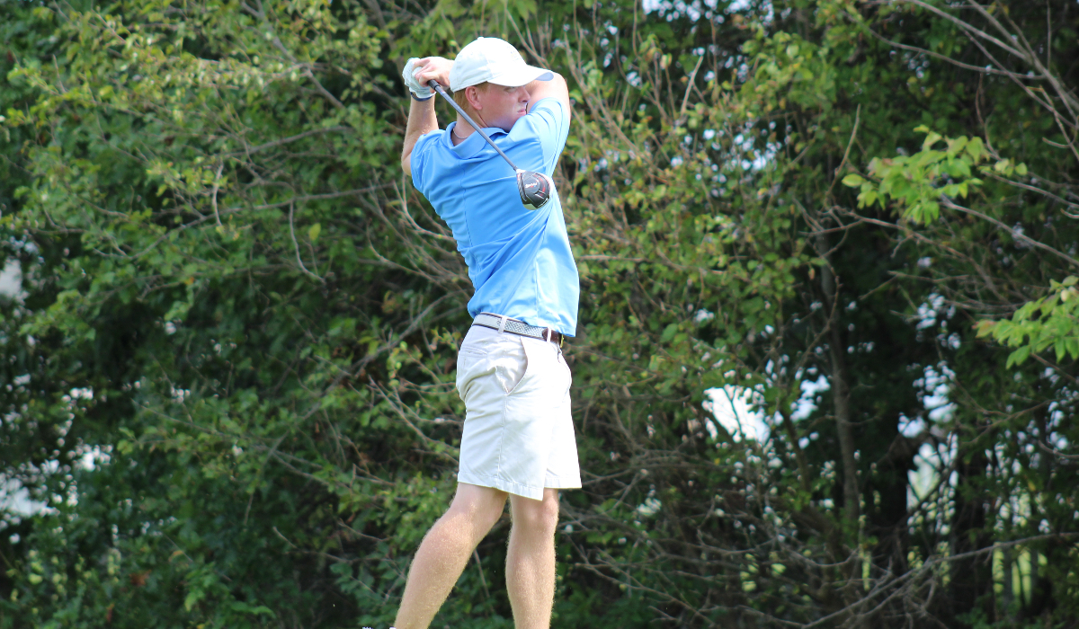Westminster Men's Golf Competes at Evangel Spring Invite