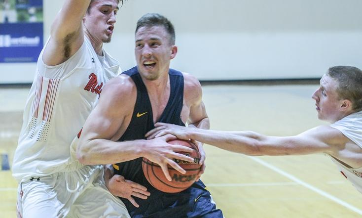 Lions get first win of the season behind Cropper's double-double