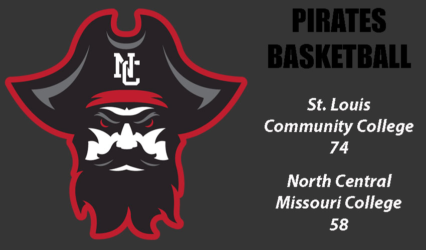 Pirates Fall On The Road To St. Louis CC 74-58