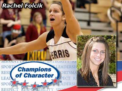 FSU's Rachel Folcik Tabbed As Game Co-MVP