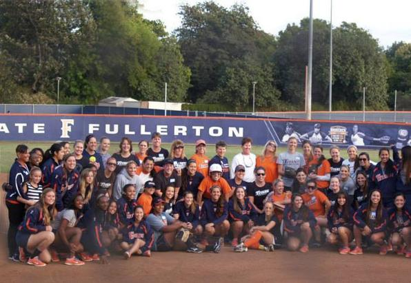 Event Highlights 35 Years of Titans Softball
