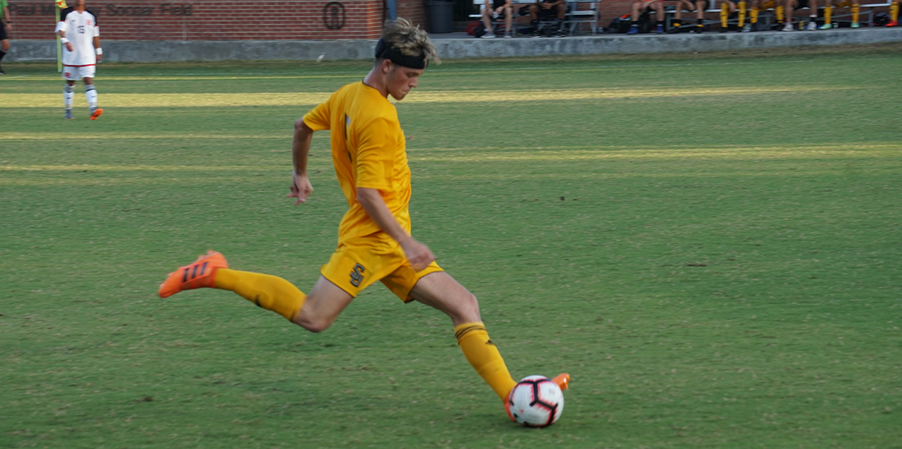 Brendan Dauth, Southwestern University, Defensive Player of the Week (Week 1)