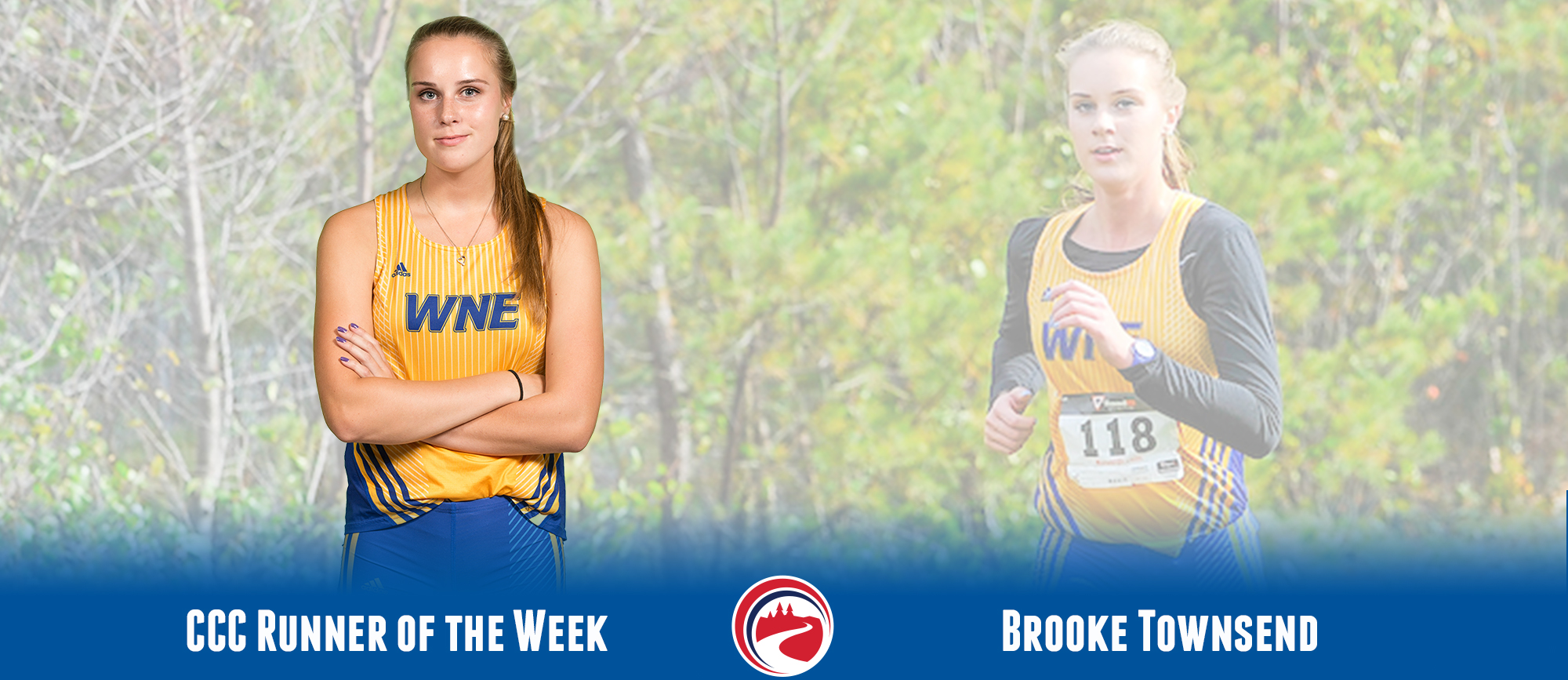 Brooke Townsend Named CCC Runner of the Week