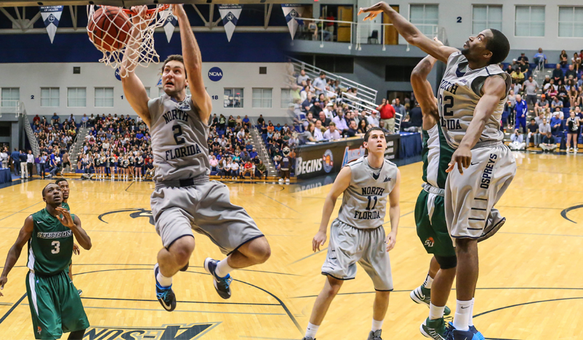 Beech, Daniels Claim @ASunMBB Preseason Honors; UNF Voted Favorites
