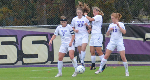 Soccer team ready for OVC stretch run